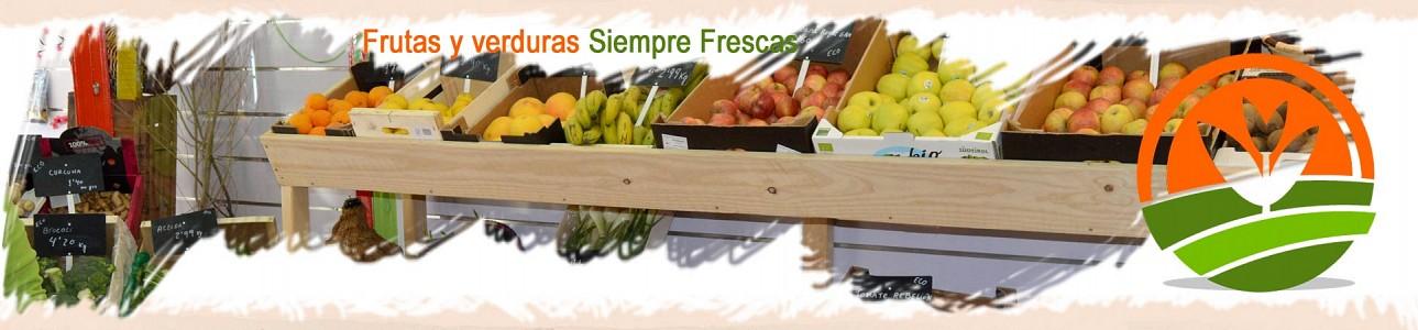 Frutas y Verduras Ecologicas