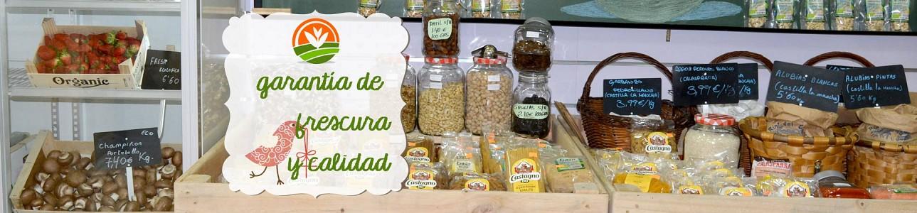 Seleccion de productos ecologicos y saludables